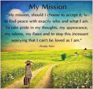 'wat is het doel van mijn bestaan?