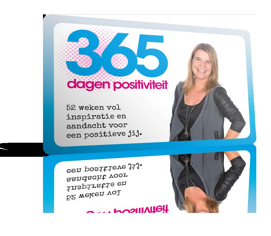 365 dagen positiviteit membercard marian palsgraaf