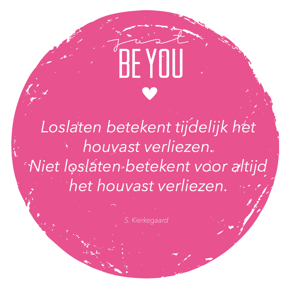 Beroemd Loslaten van Nelson Mandela - Just Be You &EN24