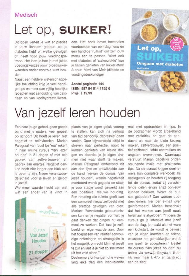 Media Just Be You Van Jezelf Leren Houden