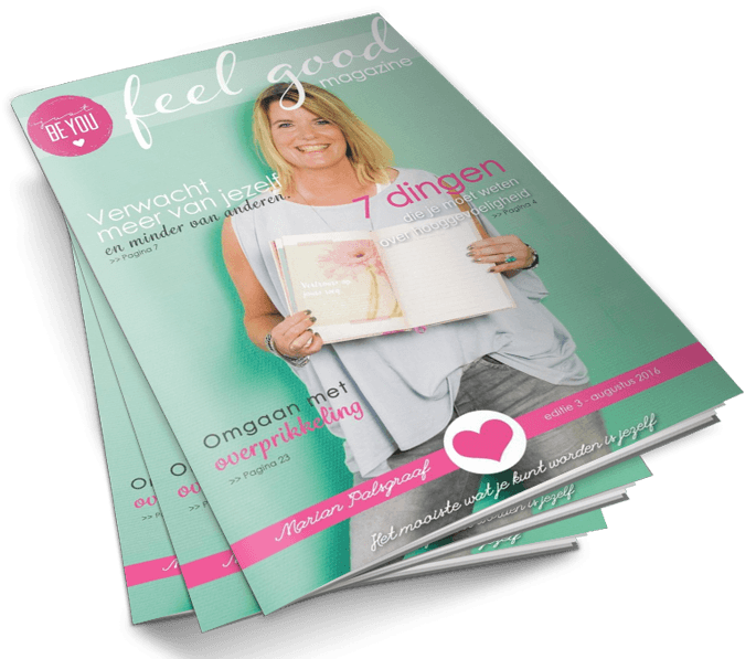 Online Feelgood Magazine Just Be You