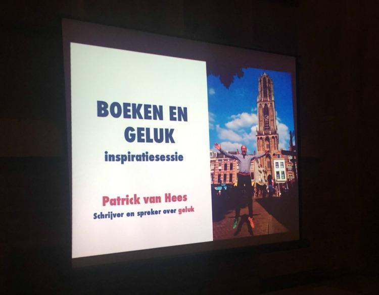 Geluk is D.O.M. van geluksprofessor Patrick van Hees