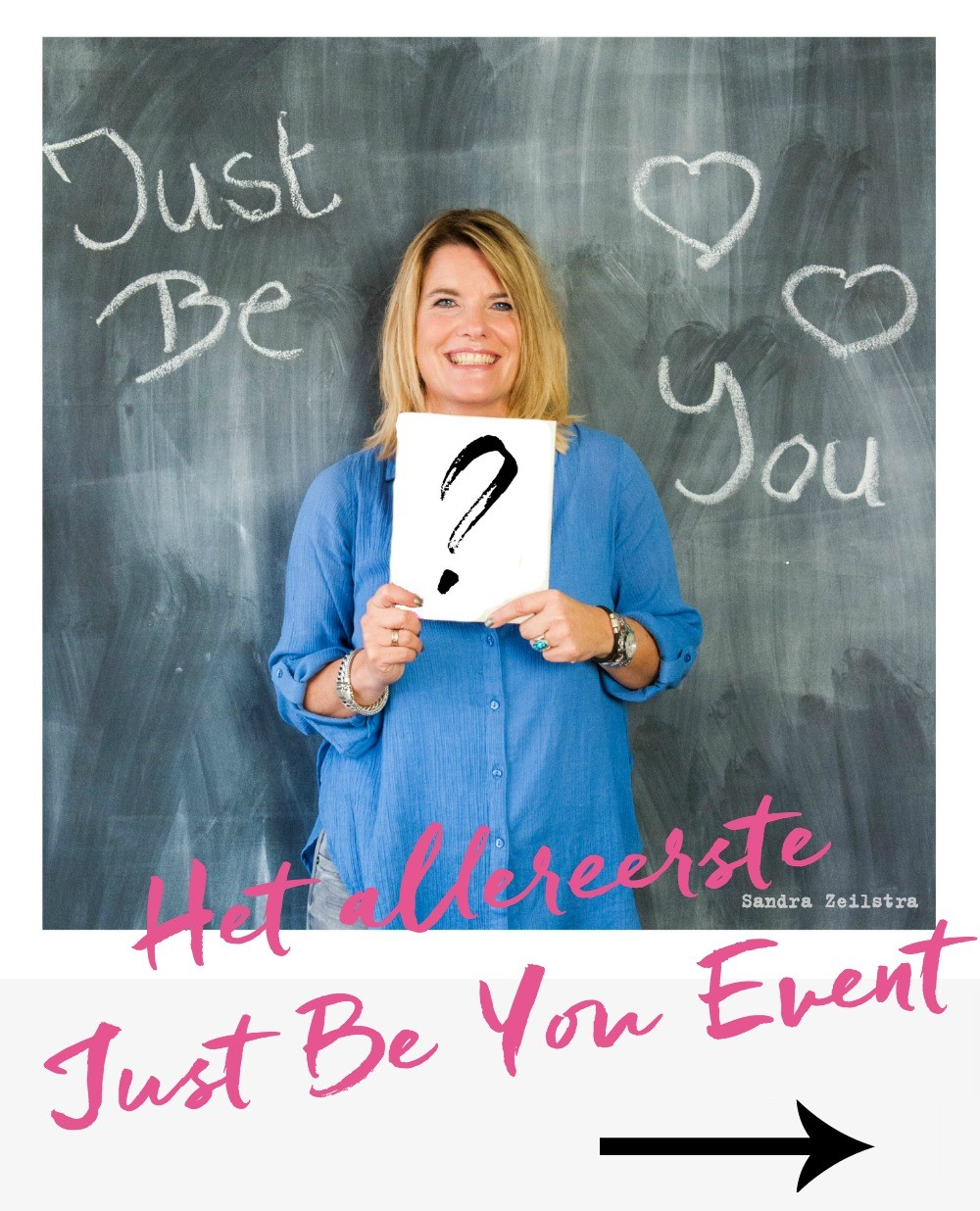 Just Be You Event