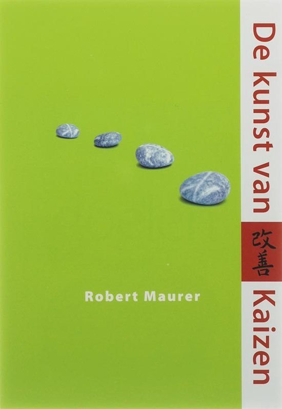 De kunst van Kaizen - Boekenlijst Just Be You