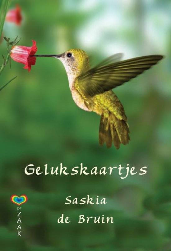 Gelukskaartjes – Saskia de Bruin