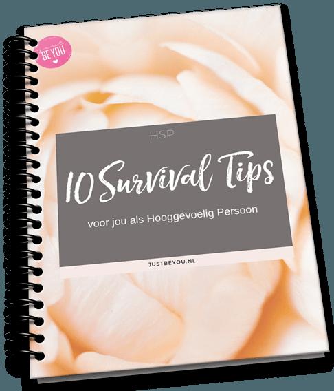 10 survival tips voor jou als hooggevoelig persoon