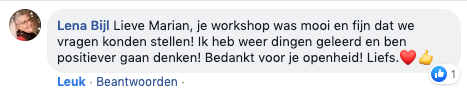 Workshop Hooggevoeligheid