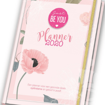 geluksmoment Just Be You agenda/planner 2020