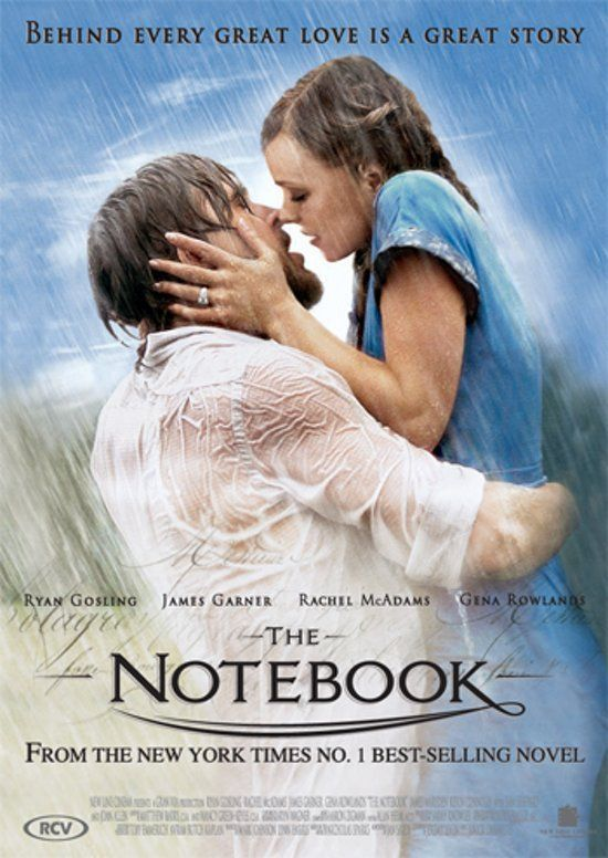 9 tips voor een filmavond - The notebook