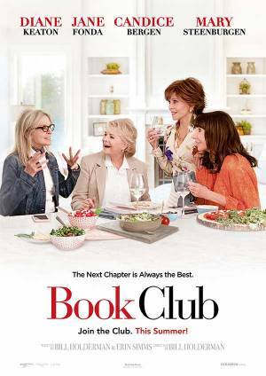 9 tips voor een filmavond - the Book Club