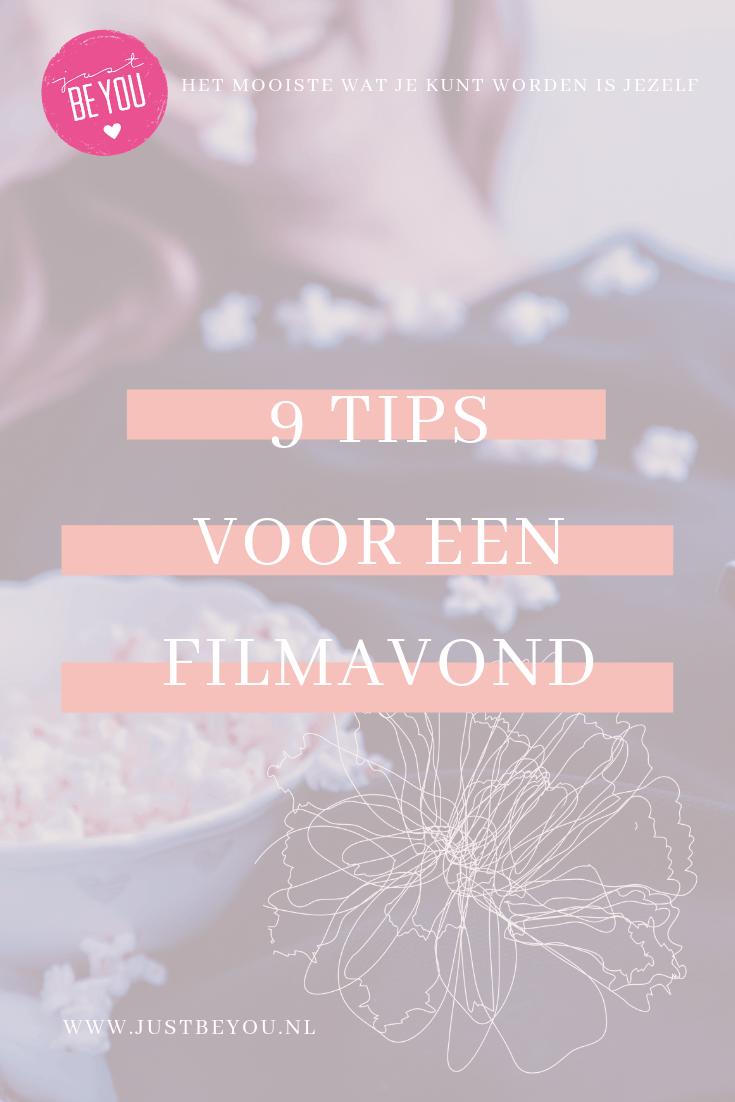9 tips voor een filmavond