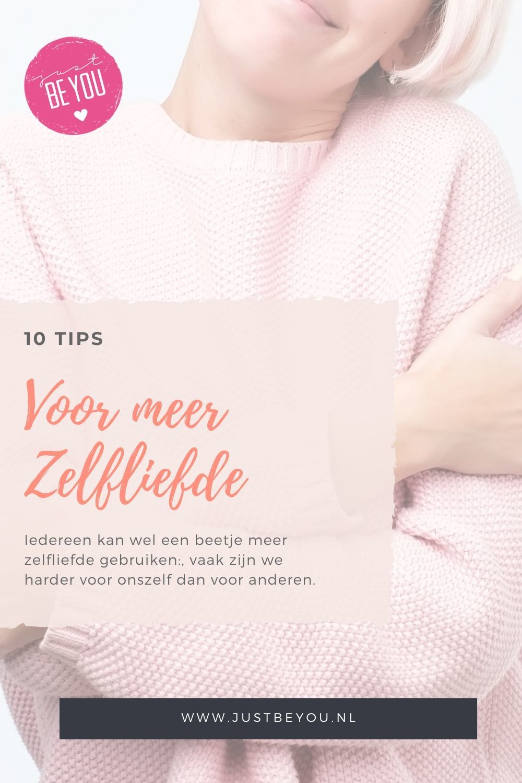 10 tips voor meer zelfliefde
