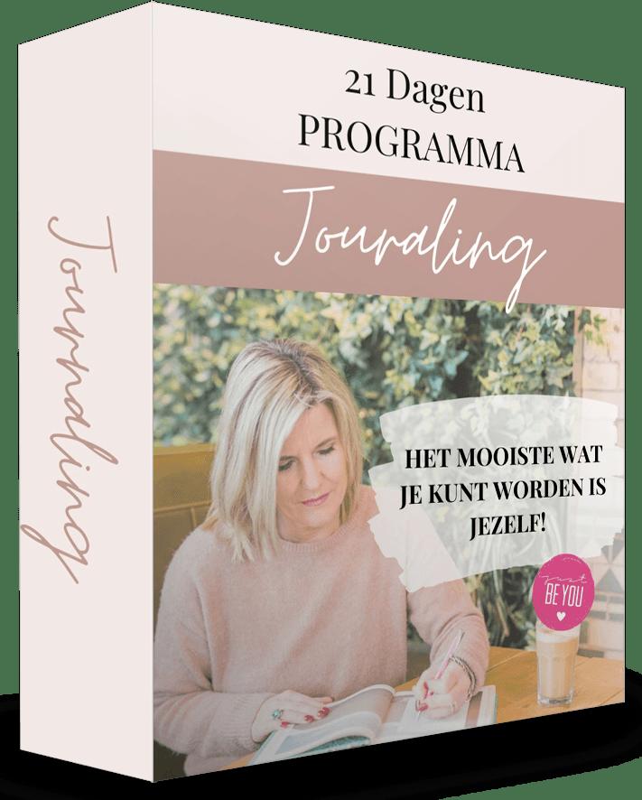 21 dagen Programma - Journaling
