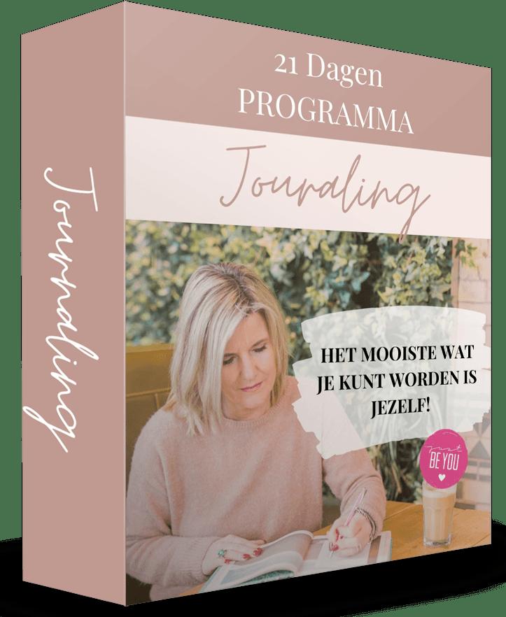 Journaling - 21 dagen Programma