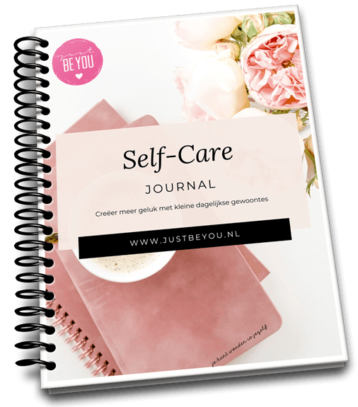Selfcare Journal Just Be You