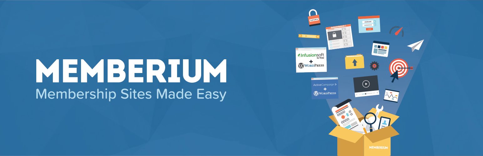 Memberium Membership site plugin