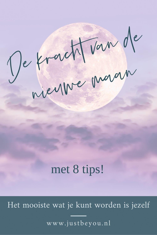 De kracht van de nieuwe maan (incl. 8 tips)