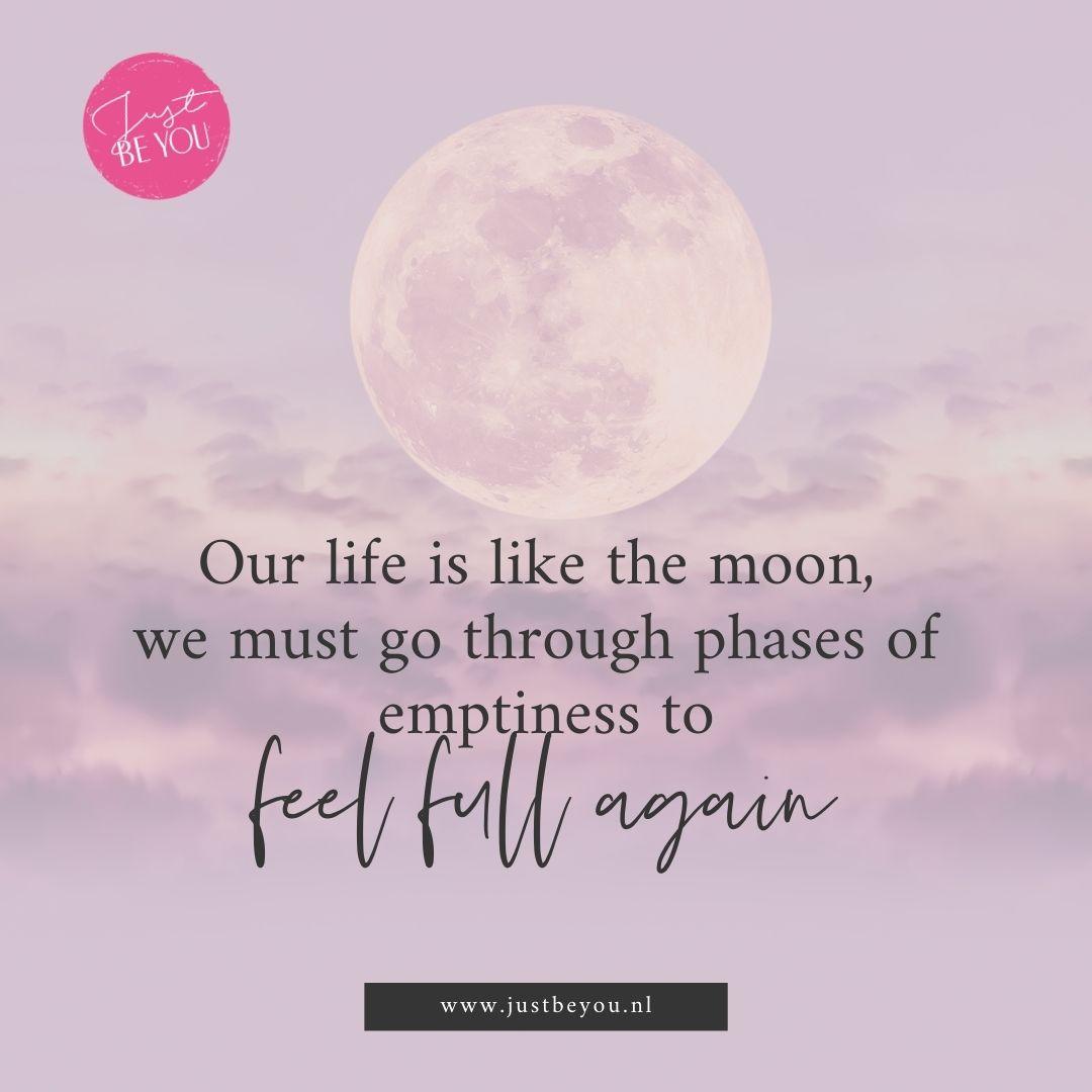 Gebruik jij de kracht van de volle maan?