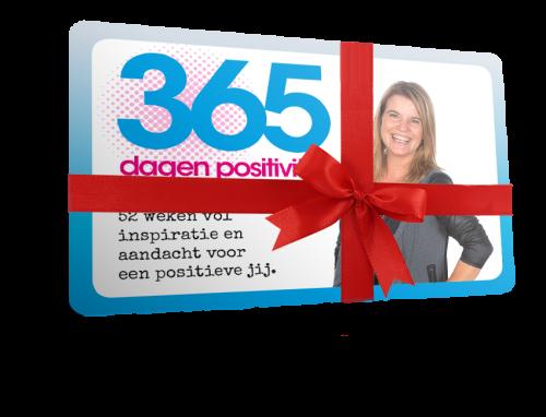 365dagen-positiviteit-membercard-cadeautje