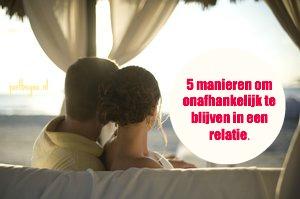5 manieren om onafhankelijk te blijven in een relatie