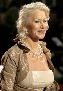 Helen Mirren nieuwe gezicht l'oreal