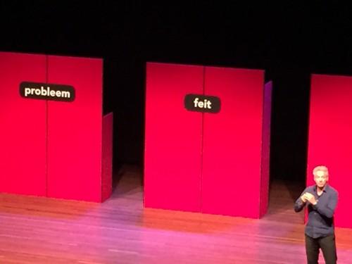 Geluksmomenten Omdenken Theatershow