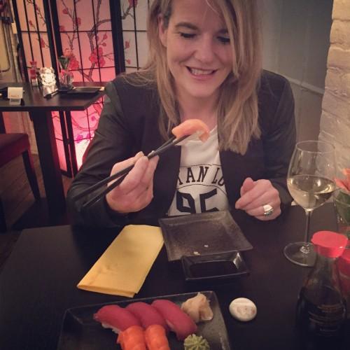 Geluksmomenten Sushi