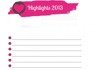 highlight 2013