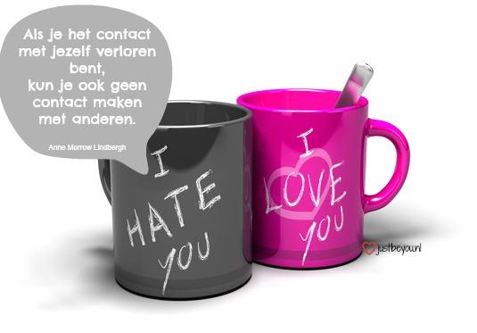 contact met jezelf