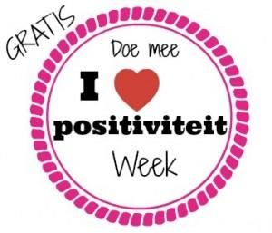 I love positiviteit