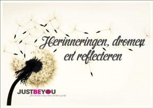 herinneren, dromen, reflecteren