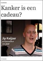 Ebook Kanker is een cadeau van Jip Keijzer