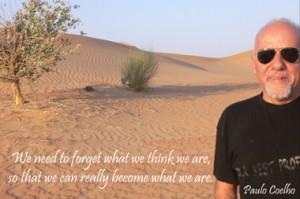 Volg je eigen Legende Paulo Coelho