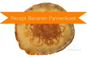 Recept Bananen Pannenkoek
