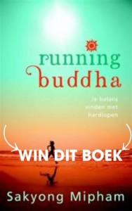 Review en winactie van het boek 'Running Buddha'
